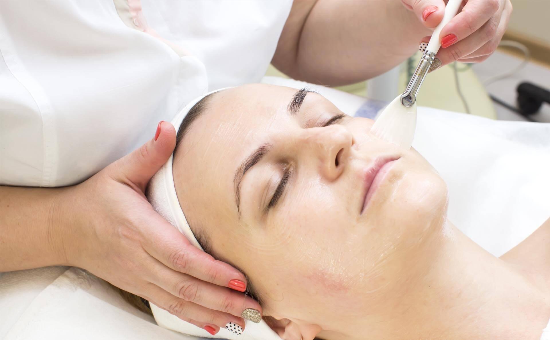 Elysium skin centre skin peel